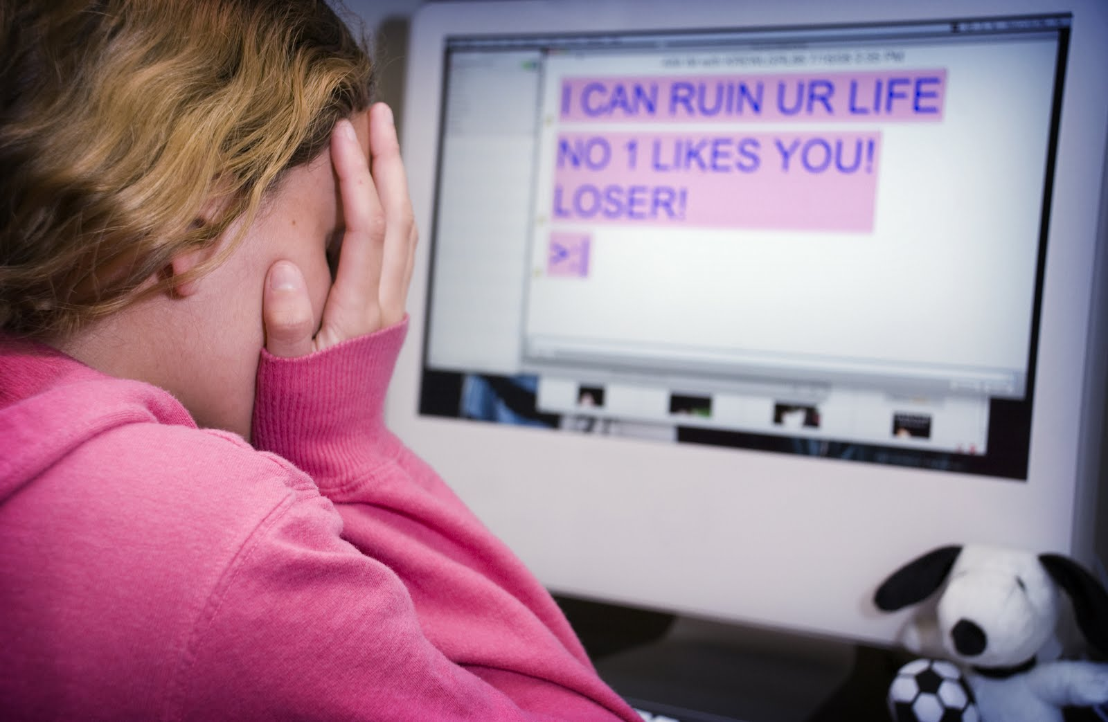 Cyber Bully 1